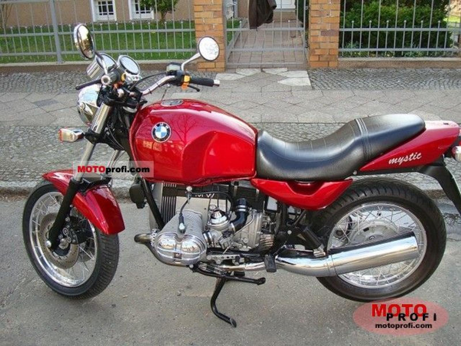 BMW R80GS 1996 images #154854