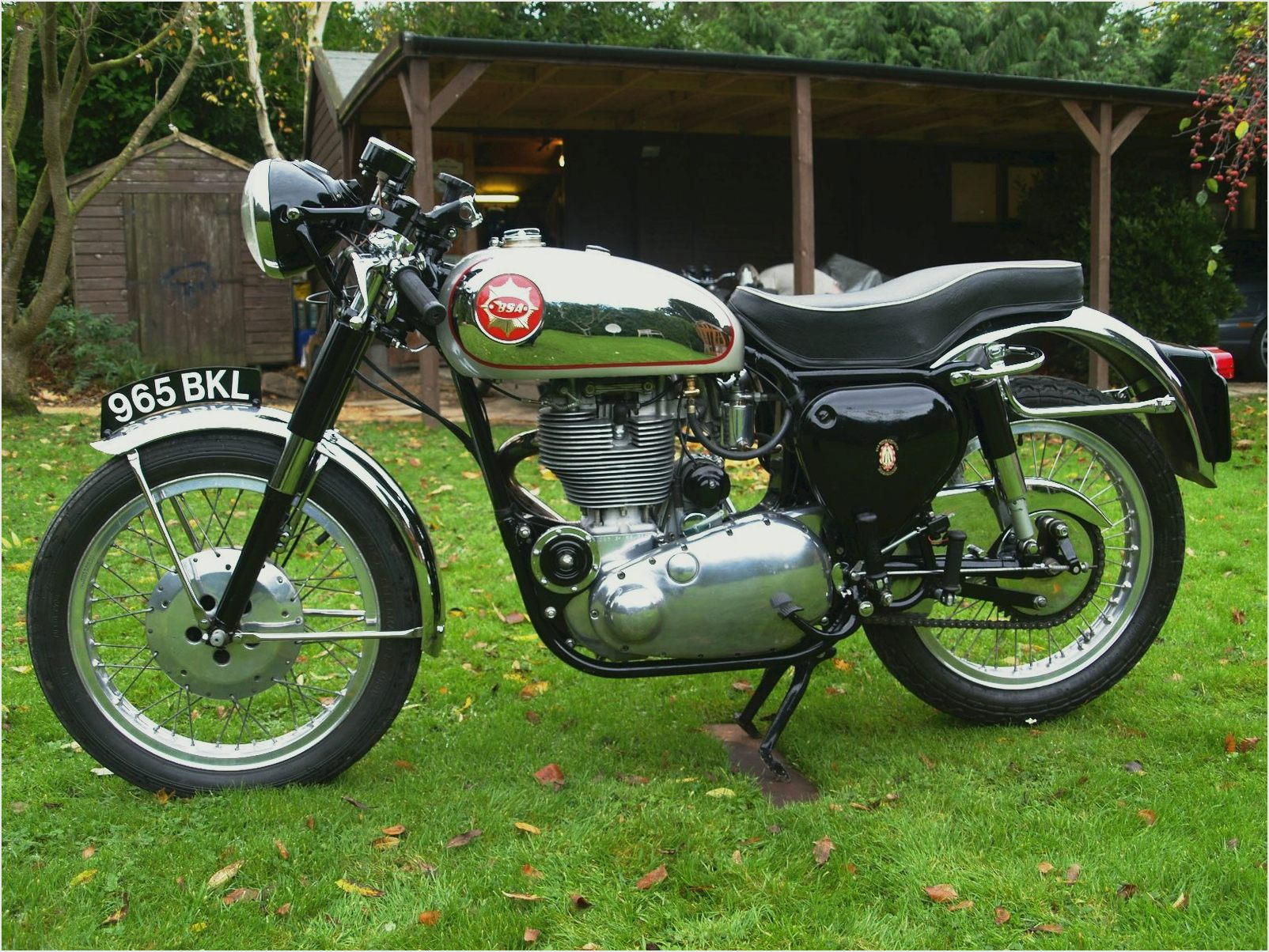 BSA A 50 Royal Star images #65277
