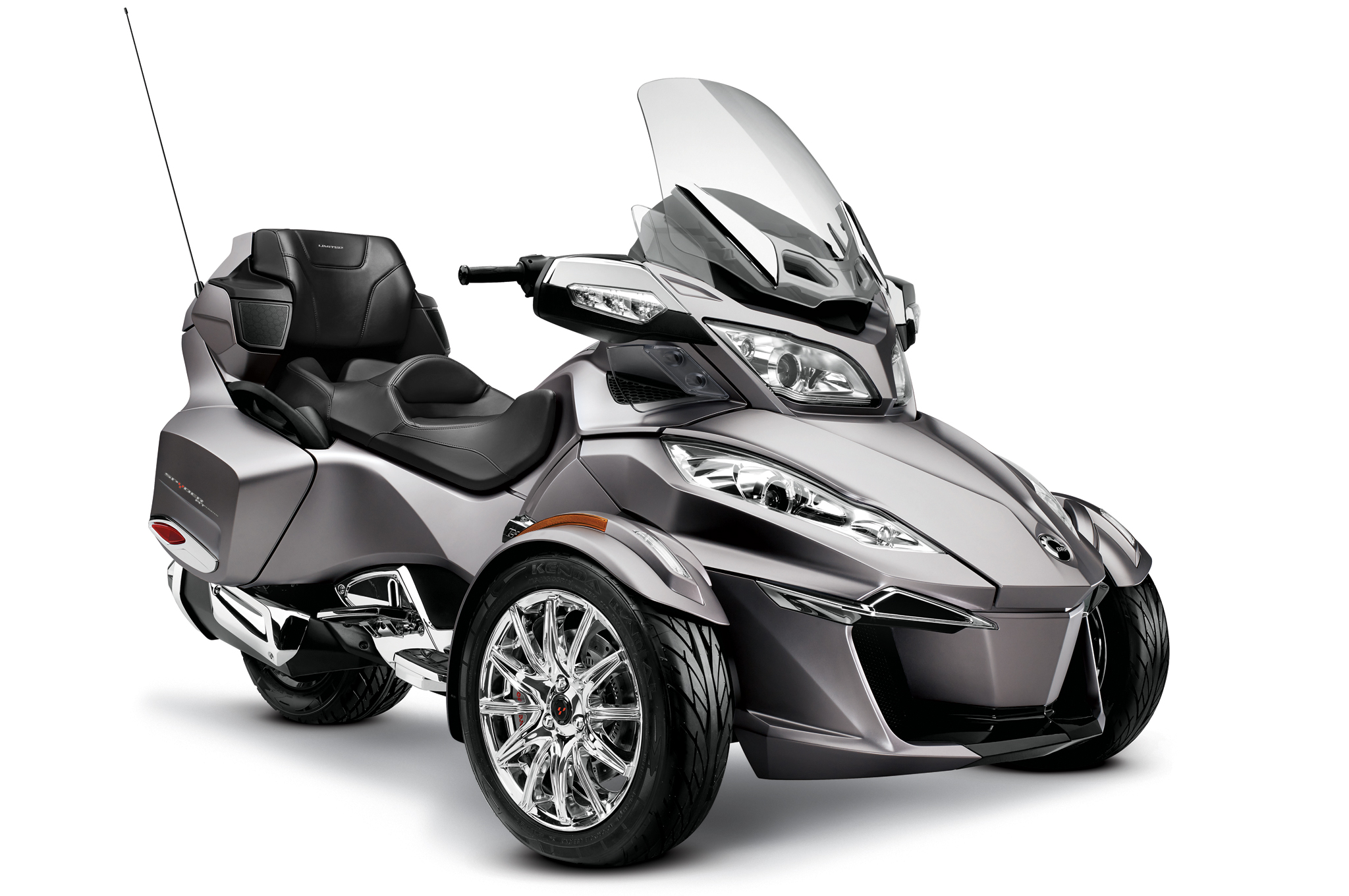 Can-Am Spyder ST images #68551