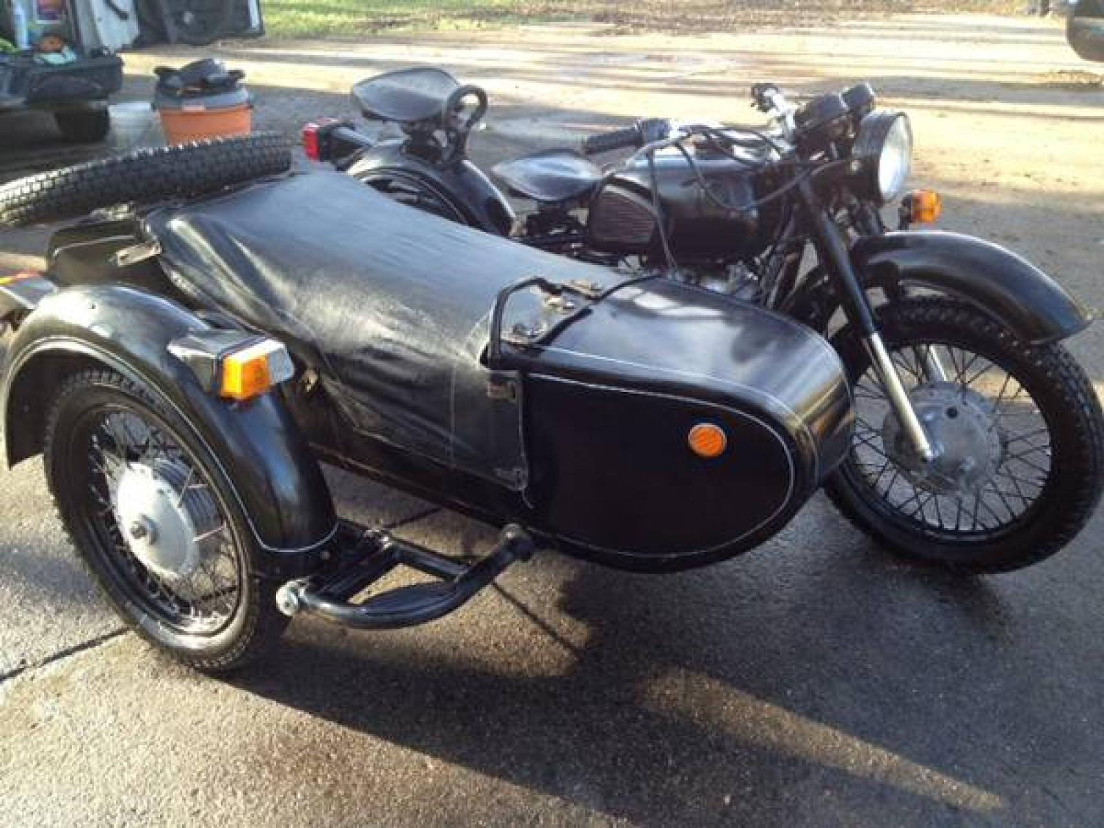 Dnepr MT 12 with sidecar images #72099