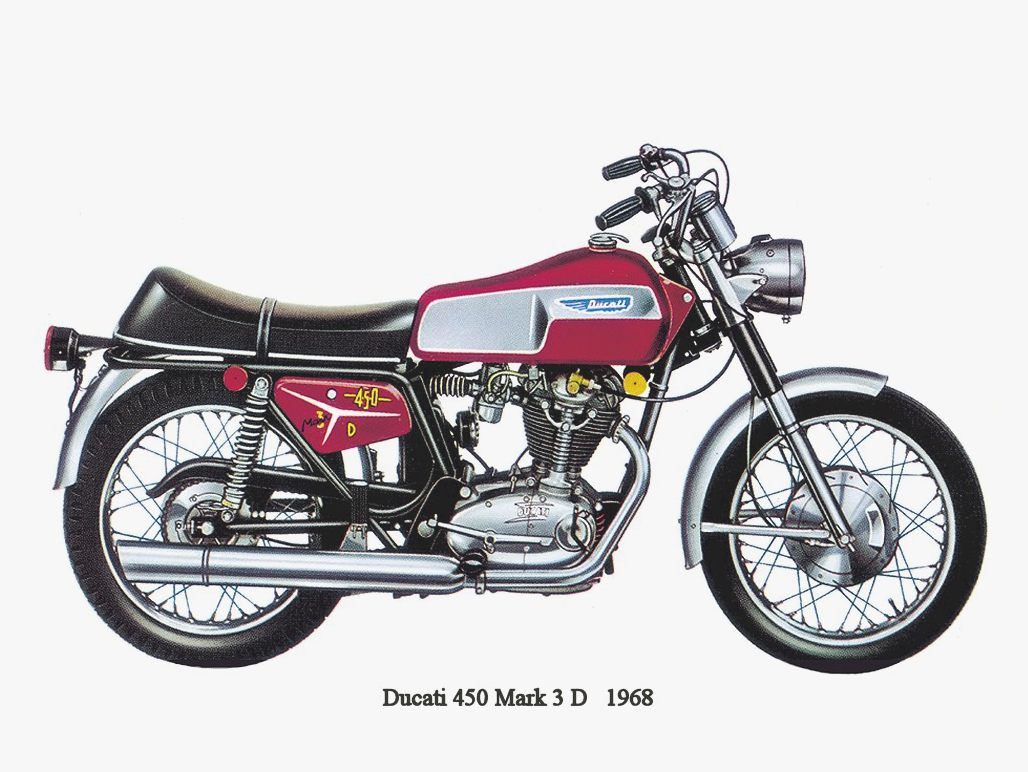 Ducati 250 Mark 3 1972 images #10235