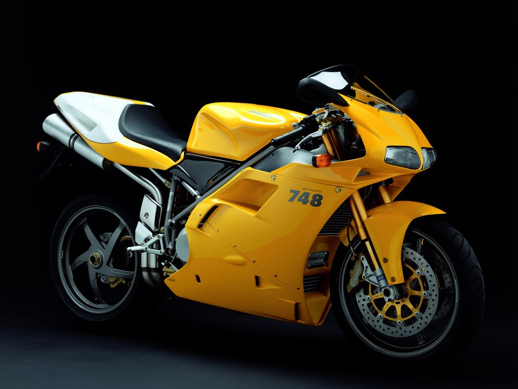 Ducati 748 2001 wallpapers #111210