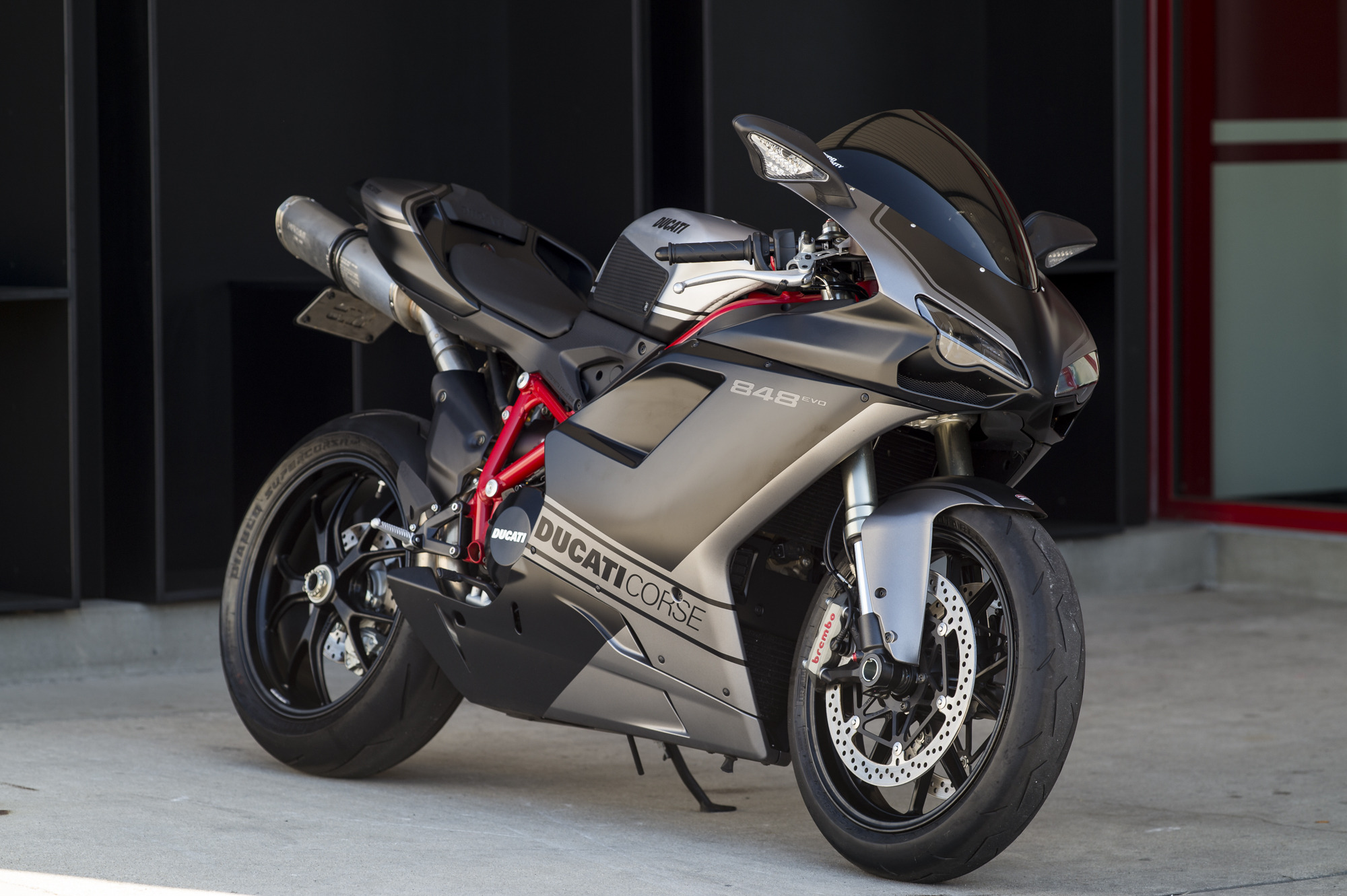 ducati 848 evo corse se pics specs and list of seriess by year. Black Bedroom Furniture Sets. Home Design Ideas
