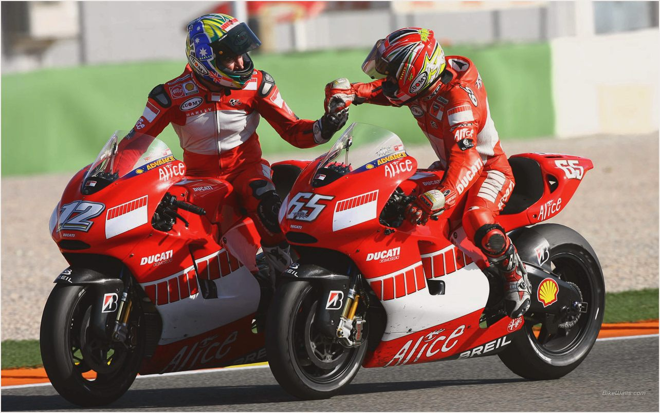 Ducati Desmosedici RR wallpapers #12024