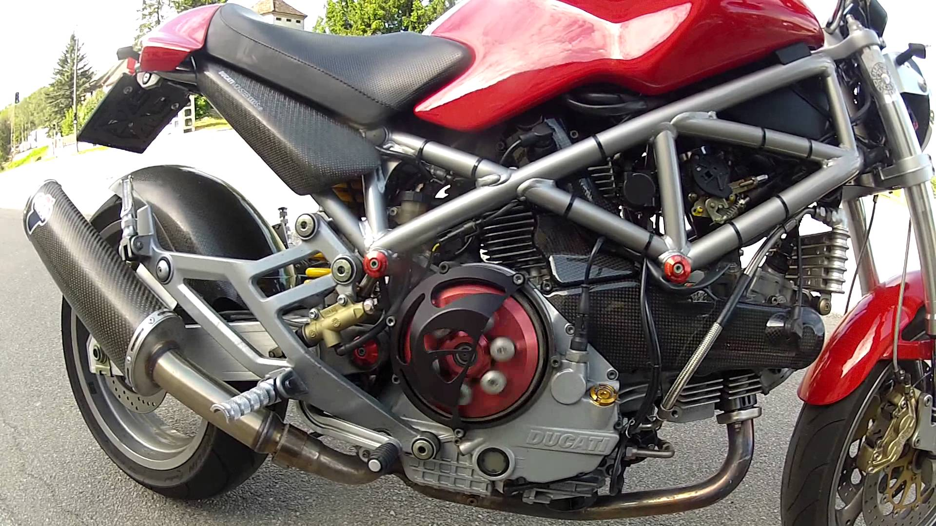 Ducati Monster 1000 S 2003 wallpapers #11327