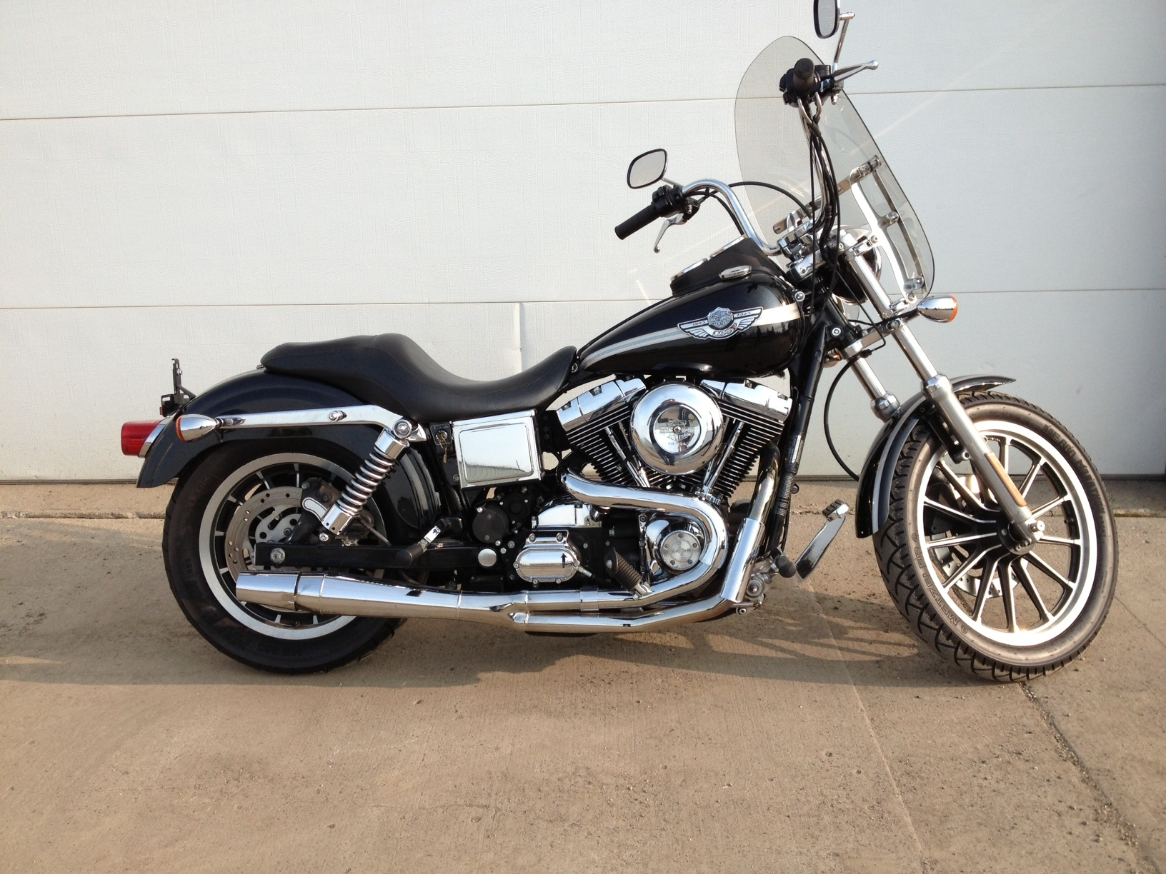 Harley-Davidson FXDL Dyna Low Rider 2003 pics #162490