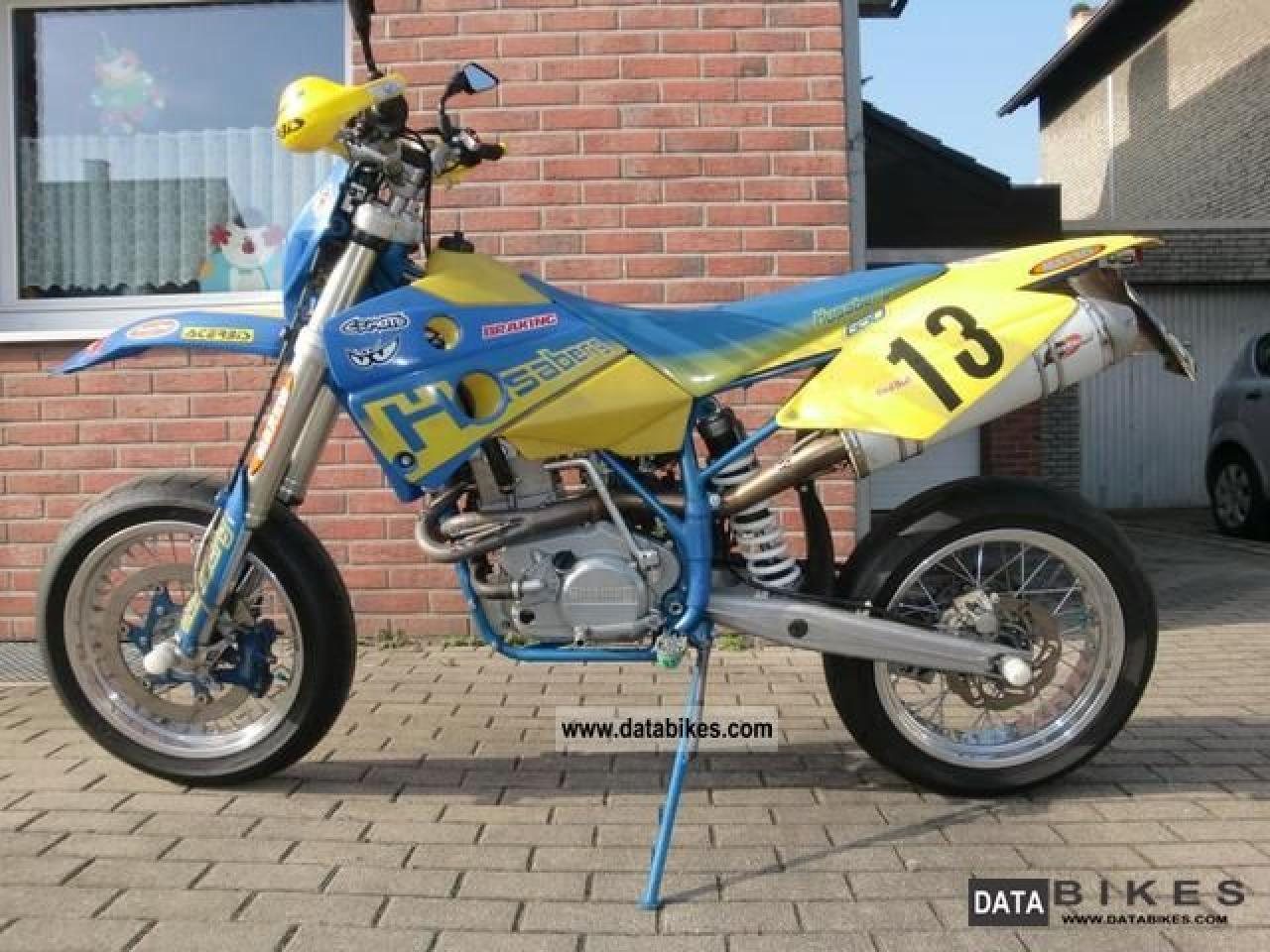 Husaberg FS 400 C 2002 wallpapers #137798