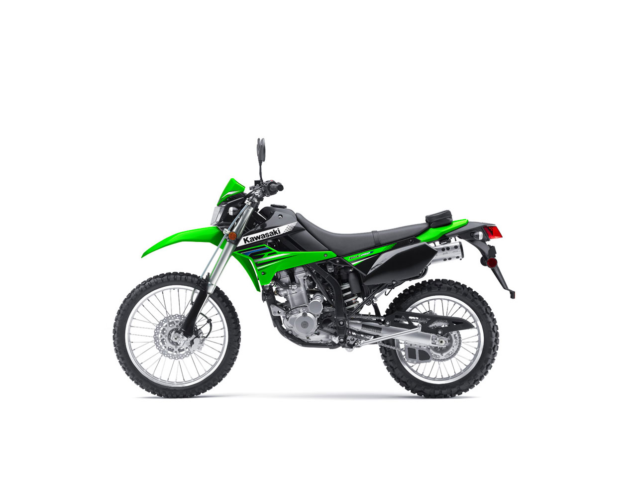 Kawasaki KLX 250 S 2007 wallpapers #142461