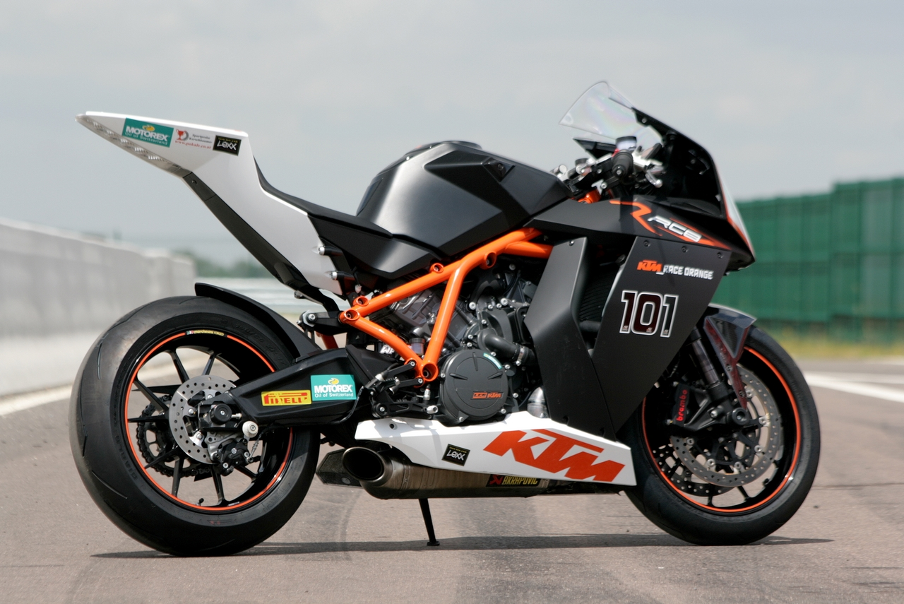KTM 1190 RC8 R wallpapers #135421