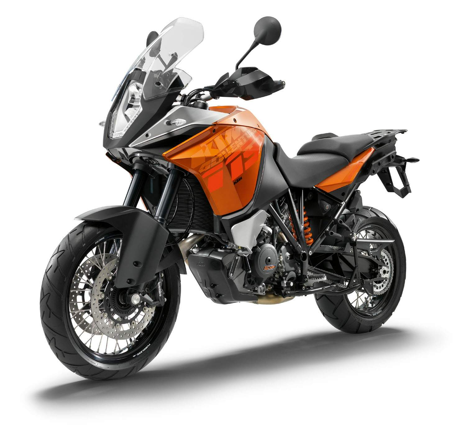 KTM 990 Adventure 2013 wallpapers #160412