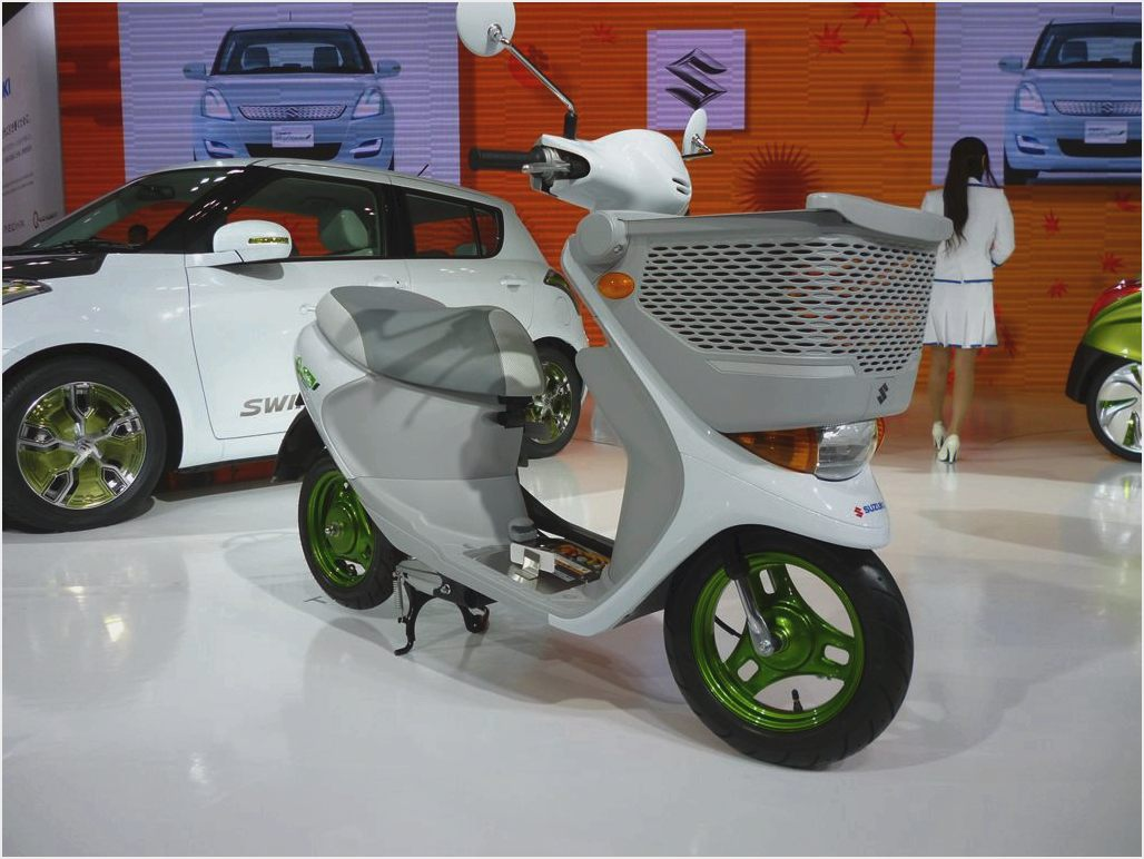 MINI Scooter E Concept images #106887