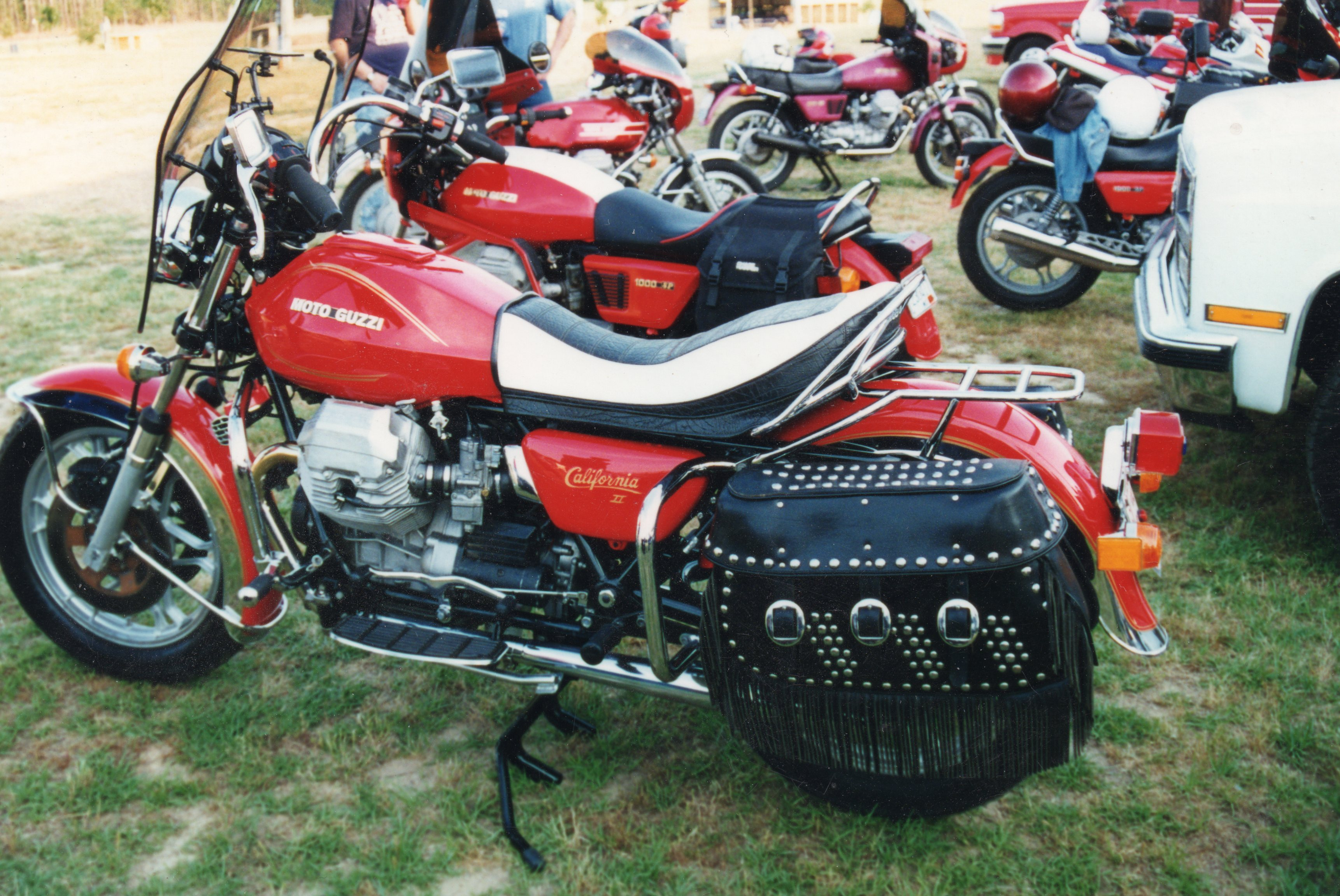 Moto Guzzi California 1100 F images #108773