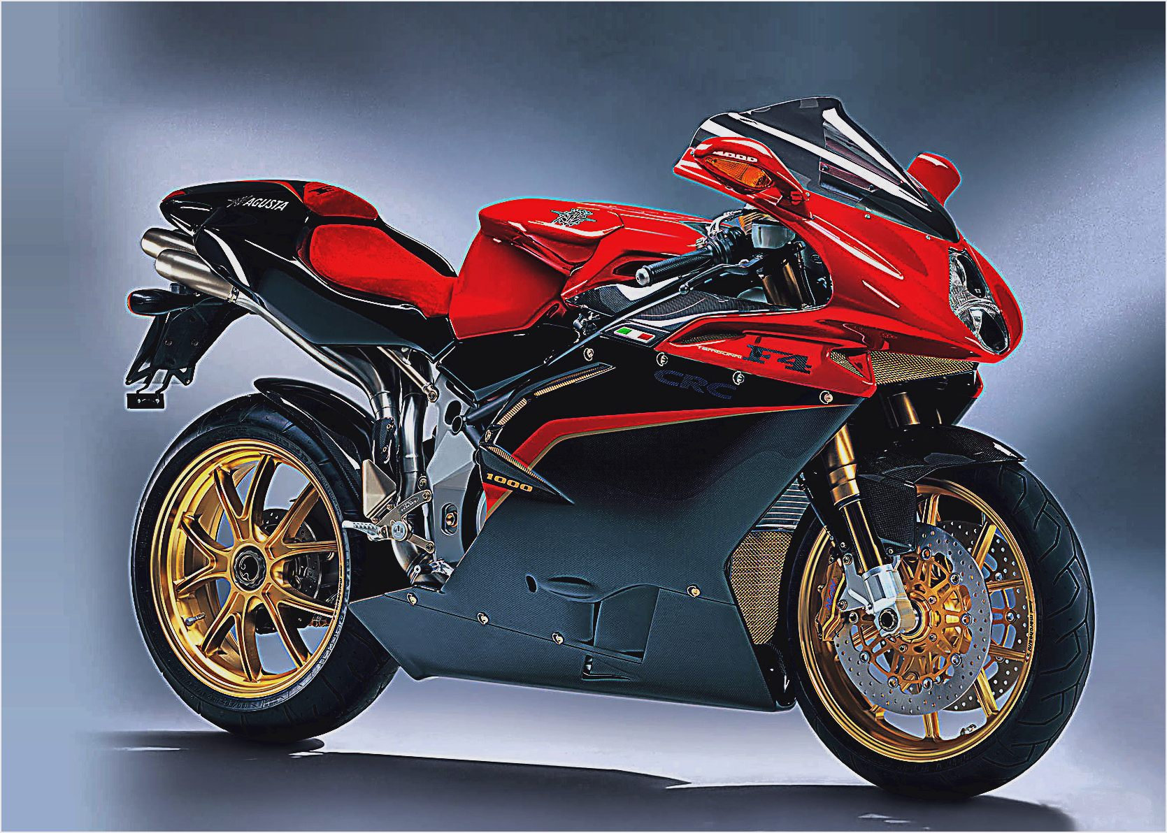 MV Agusta F4 1000 S 2005 images #117055