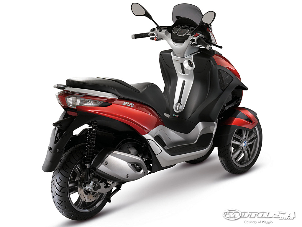 Piaggio MP3 125 Yourban 2011 wallpapers #144546