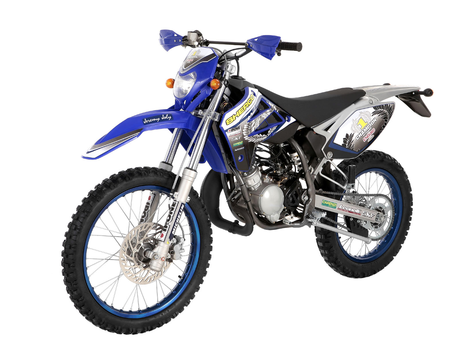 Sherco 125 Enduro Shark Replica images #124644