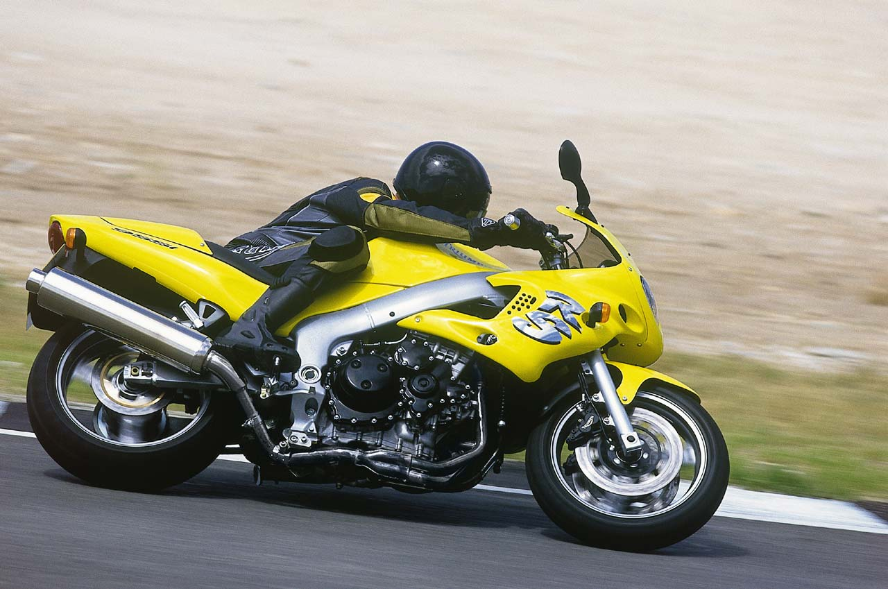 Triumph Sprint RS images #159323
