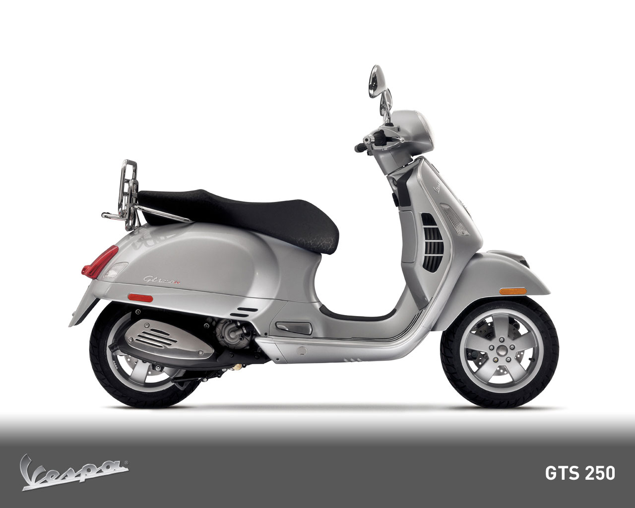 Vespa GTS 250 2008 wallpapers #132253