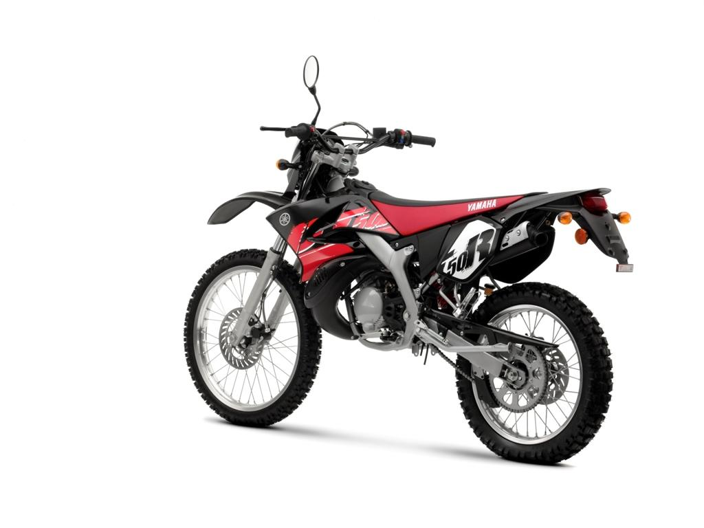 yamaha dt 50 r pics specs and list of seriess by year. Black Bedroom Furniture Sets. Home Design Ideas