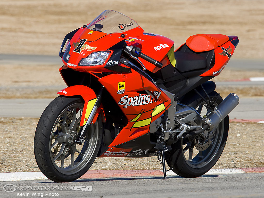 Aprilia RS 125 2003 wallpapers #912