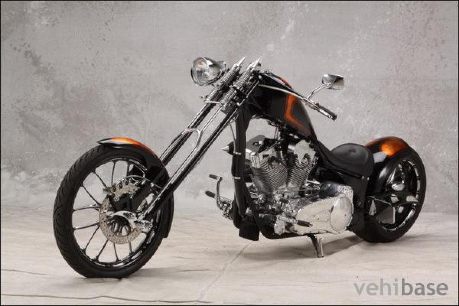 Big Bear Choppers Paradox 100 Smooth Carb images #63694