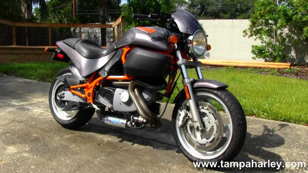 Buell M2 Cyclone 1999 images #153272