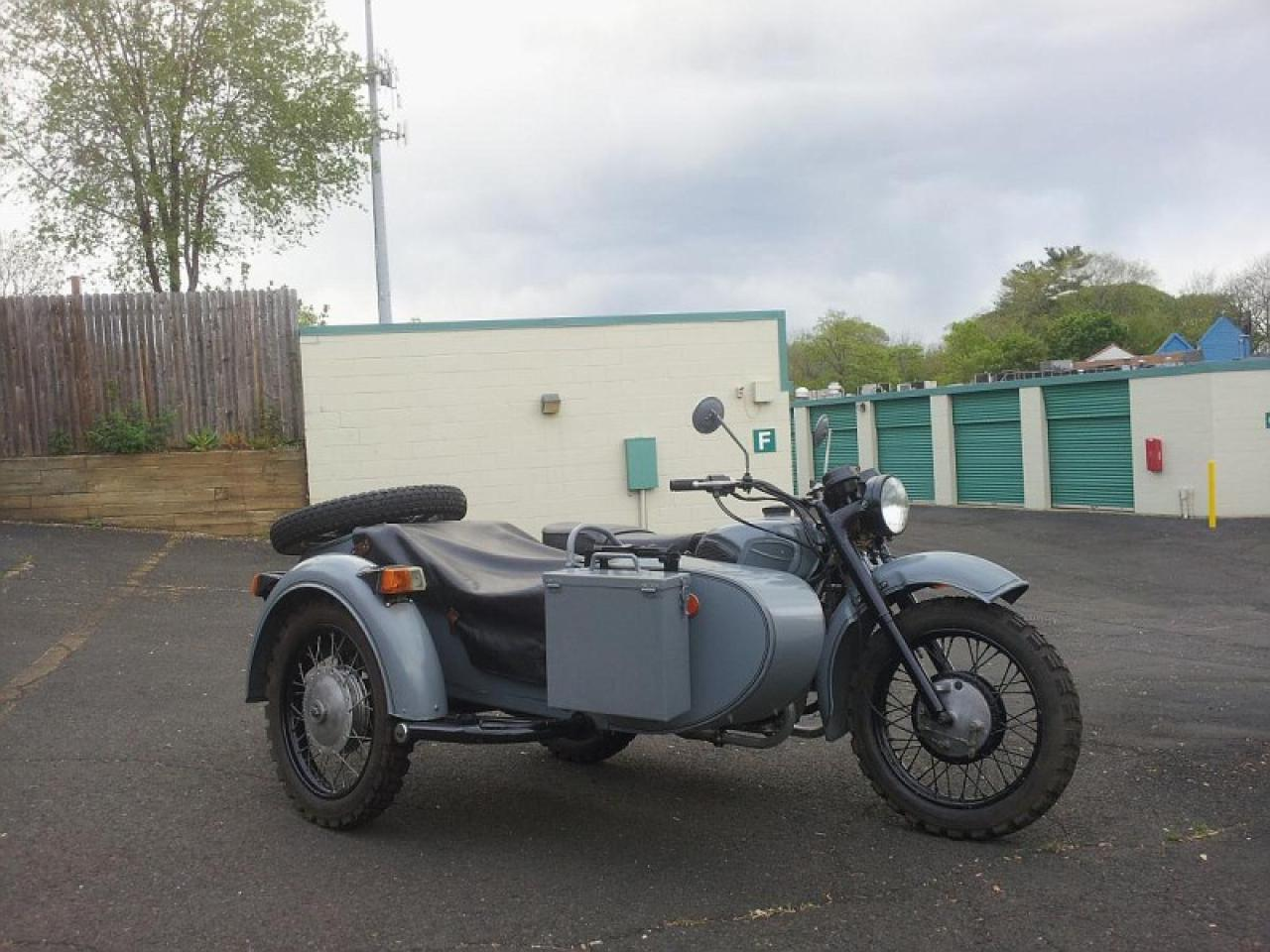 Dnepr MT 10 with sidecar 1979 wallpapers #142960