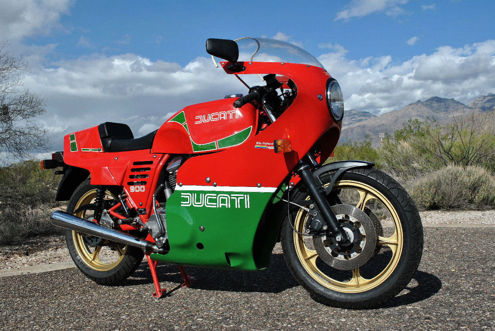 Ducati 900 SS 1983 wallpapers #10534
