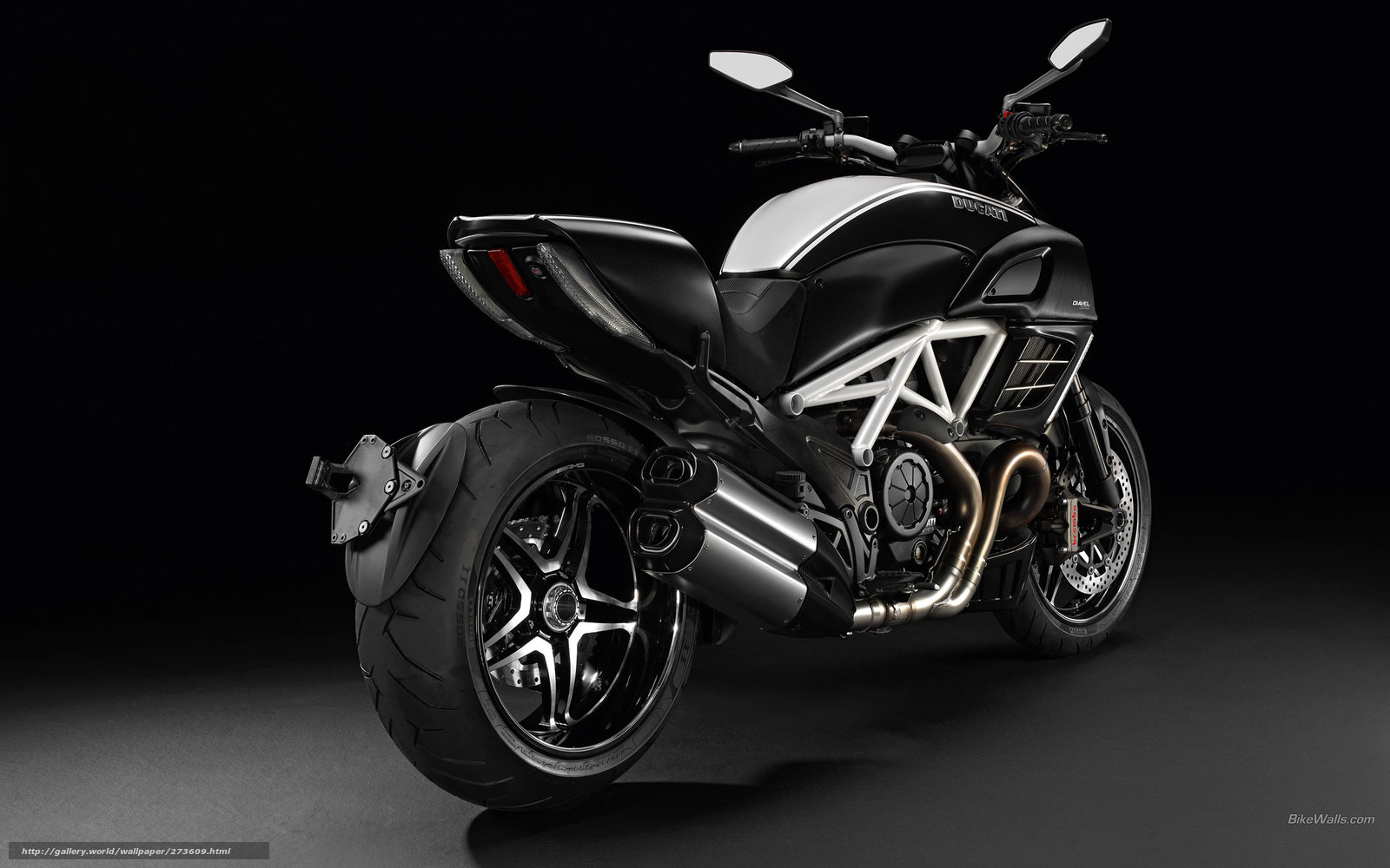 Ducati Diavel 2011 wallpapers #12622