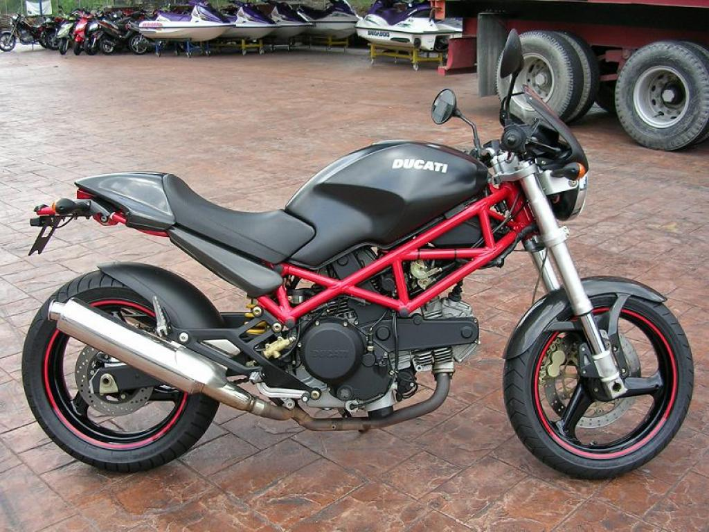 Ducati Monster  Dark Specs
