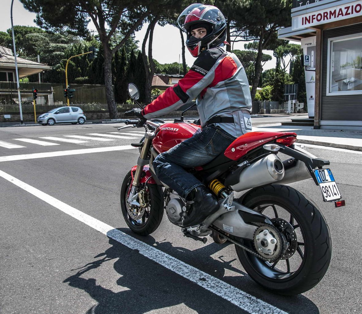 Ducati Monster 796 Anniversary 2013 wallpapers #142163