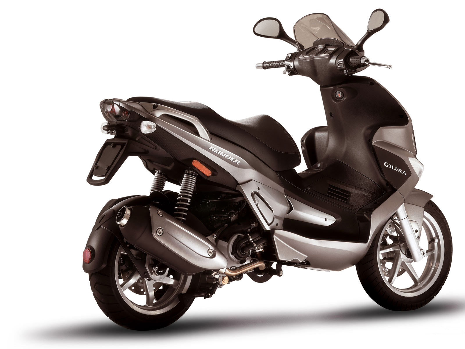 Gilera Runner Pure Jet 2004 images #155949