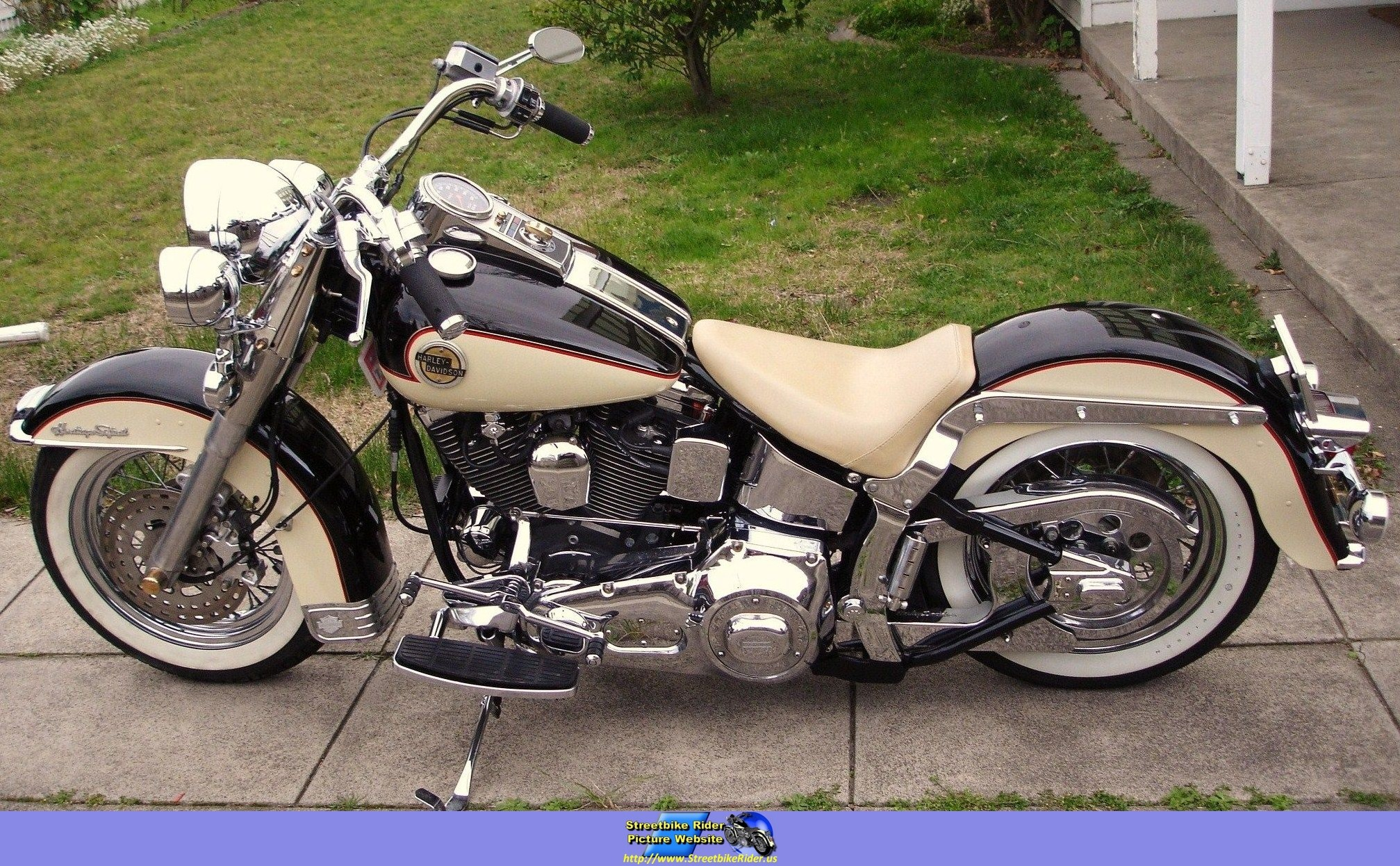 Harley Davidson Softail Deluxe For Sale On Ebay