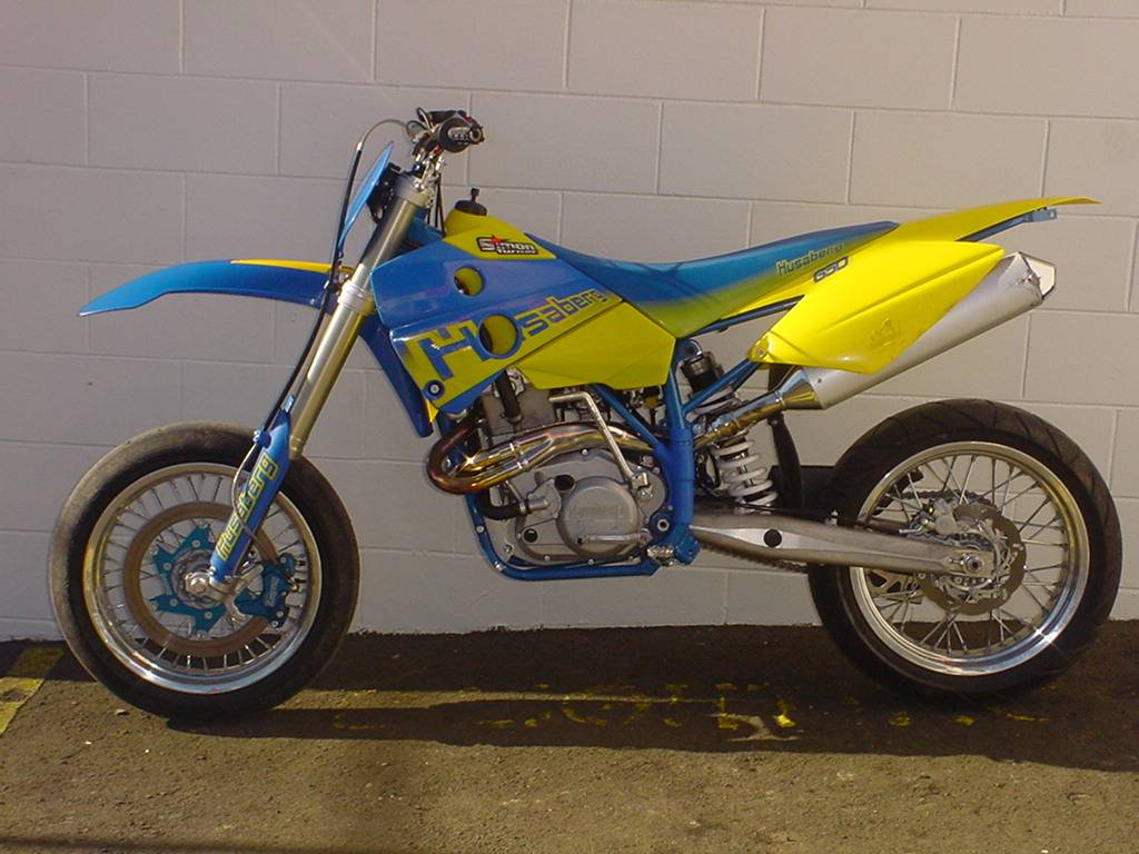 Husaberg FS 400 C 2002 wallpapers #137799