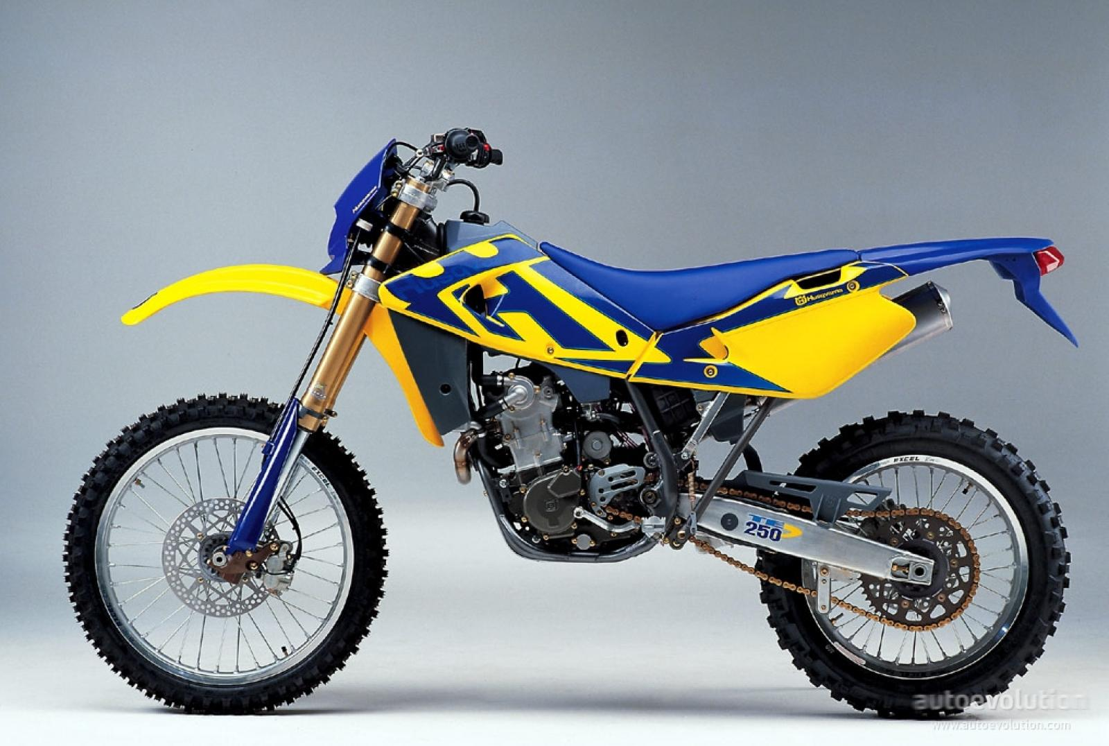 Husqvarna TE 250 2005 wallpapers #143060