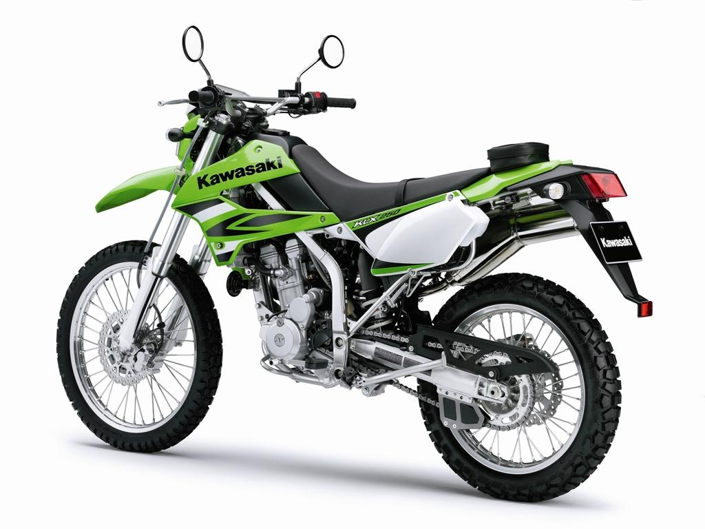 Kawasaki KLX 250 S 2007 wallpapers #142462