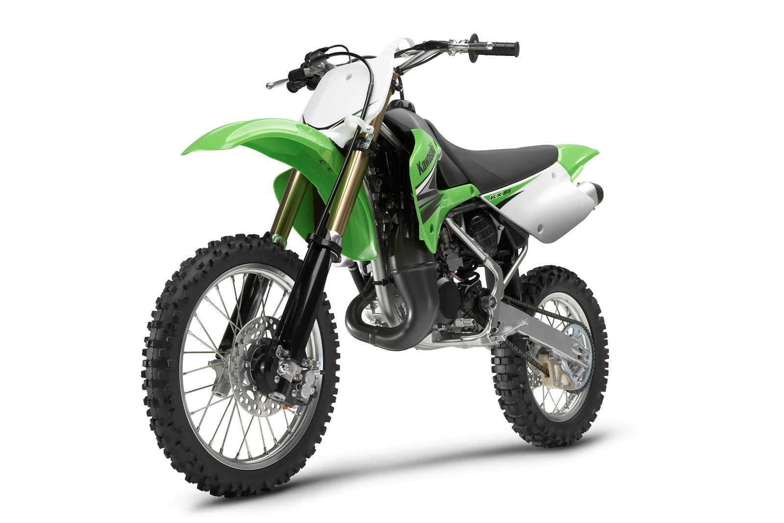 kawasaki kx 85 ii pics specs and list of seriess by year. Black Bedroom Furniture Sets. Home Design Ideas