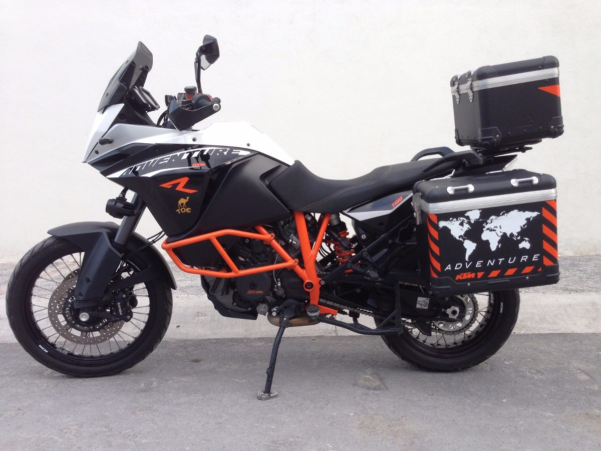KTM 1190 Adventure R wallpapers #160513