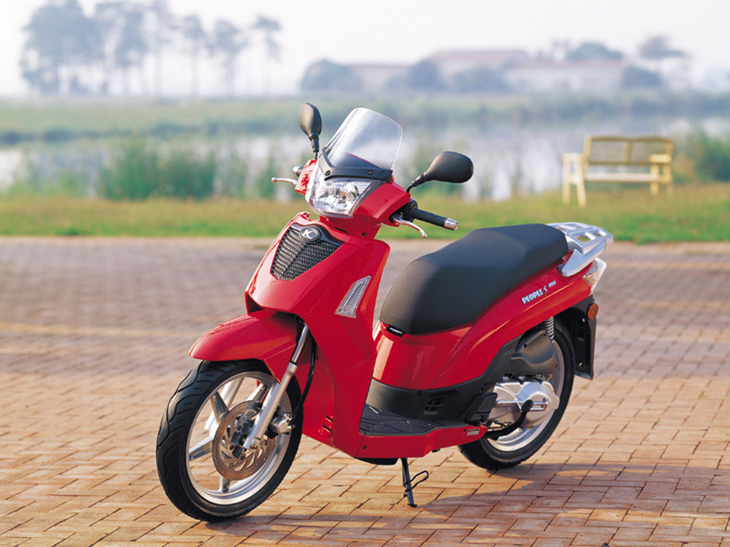 Kymco Heroism 150 2002 wallpapers #139192