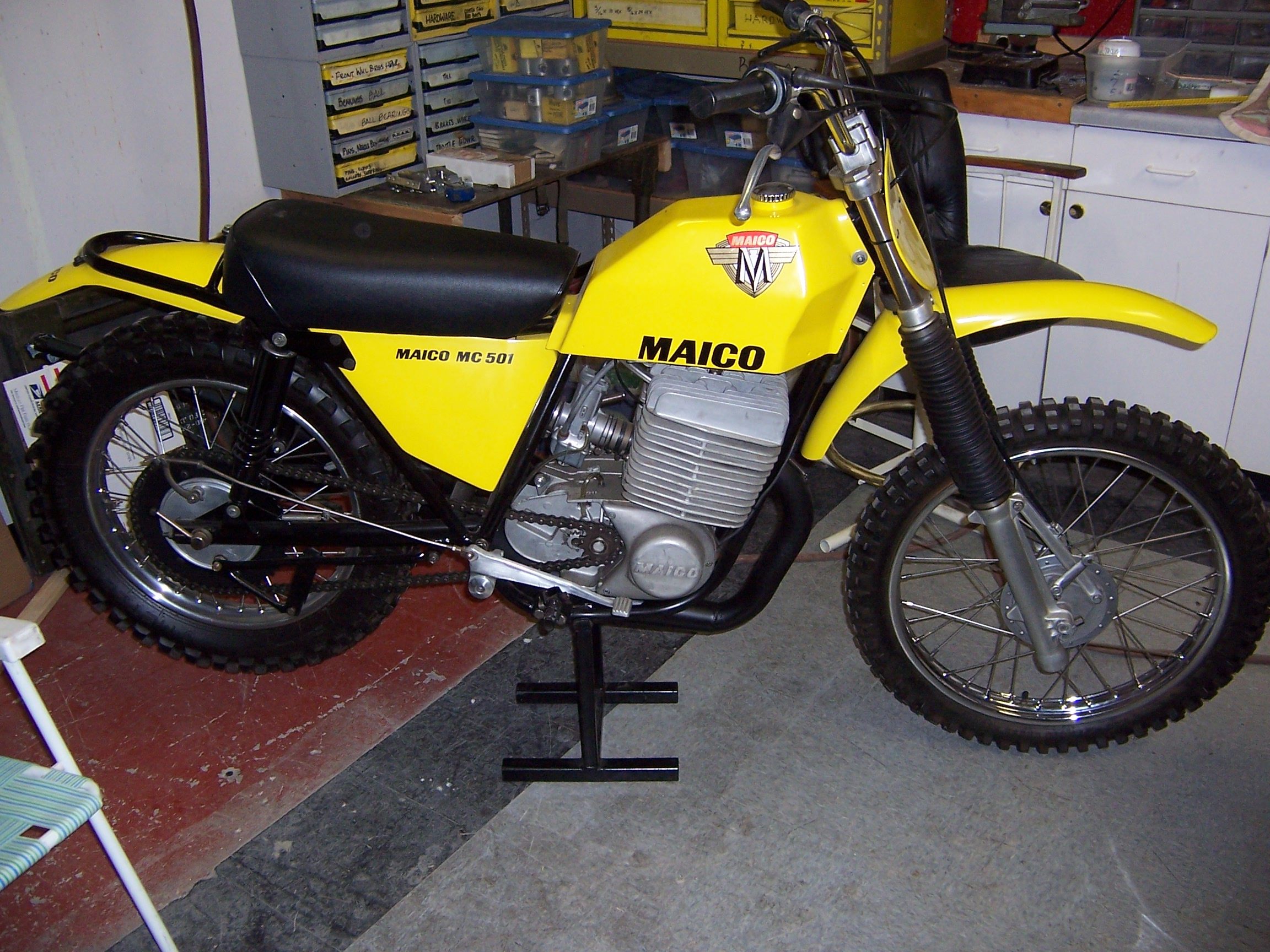 Maico MD 250 1972 wallpapers #139093