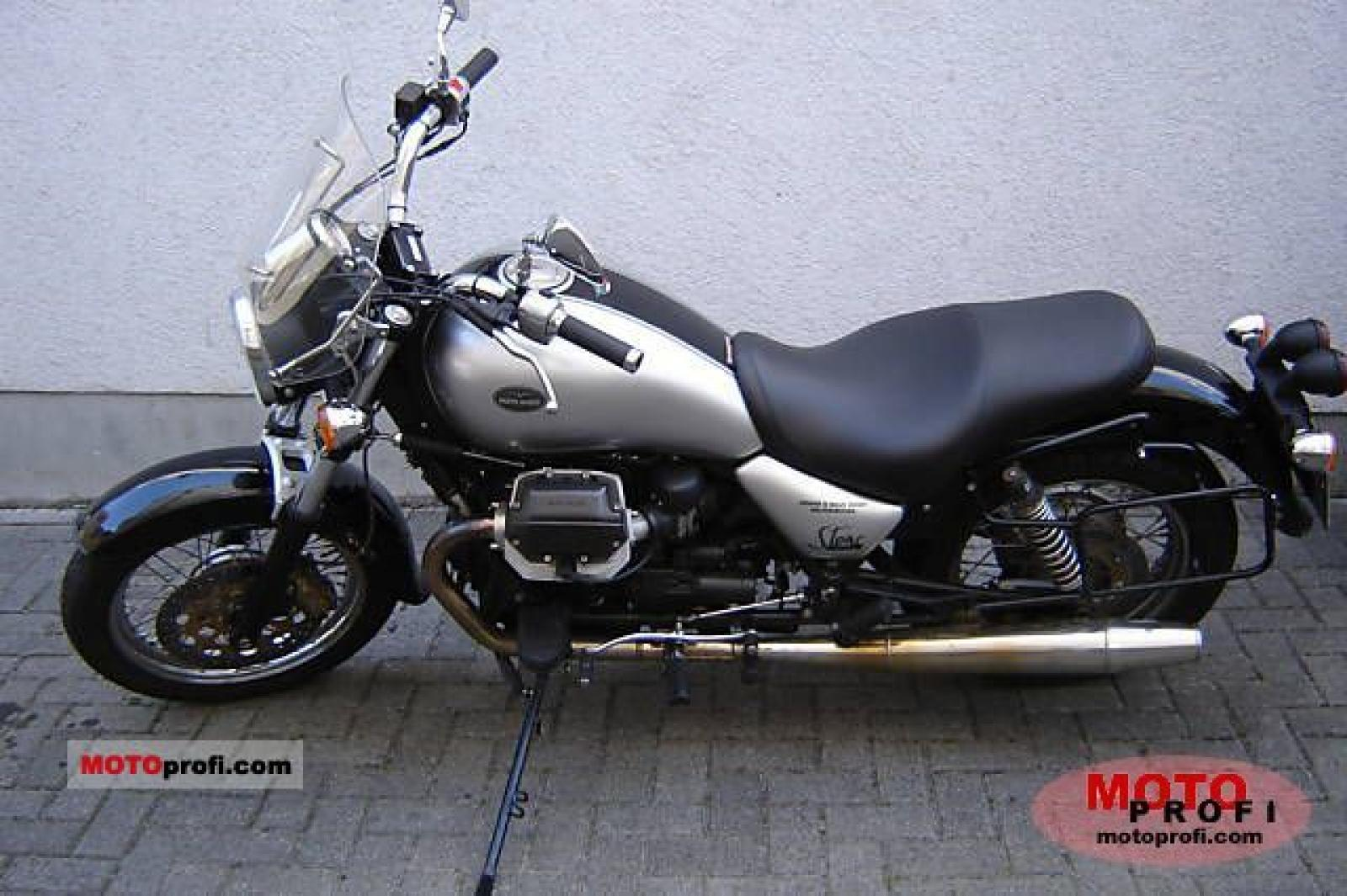 Moto Guzzi California 1100 F images #108759