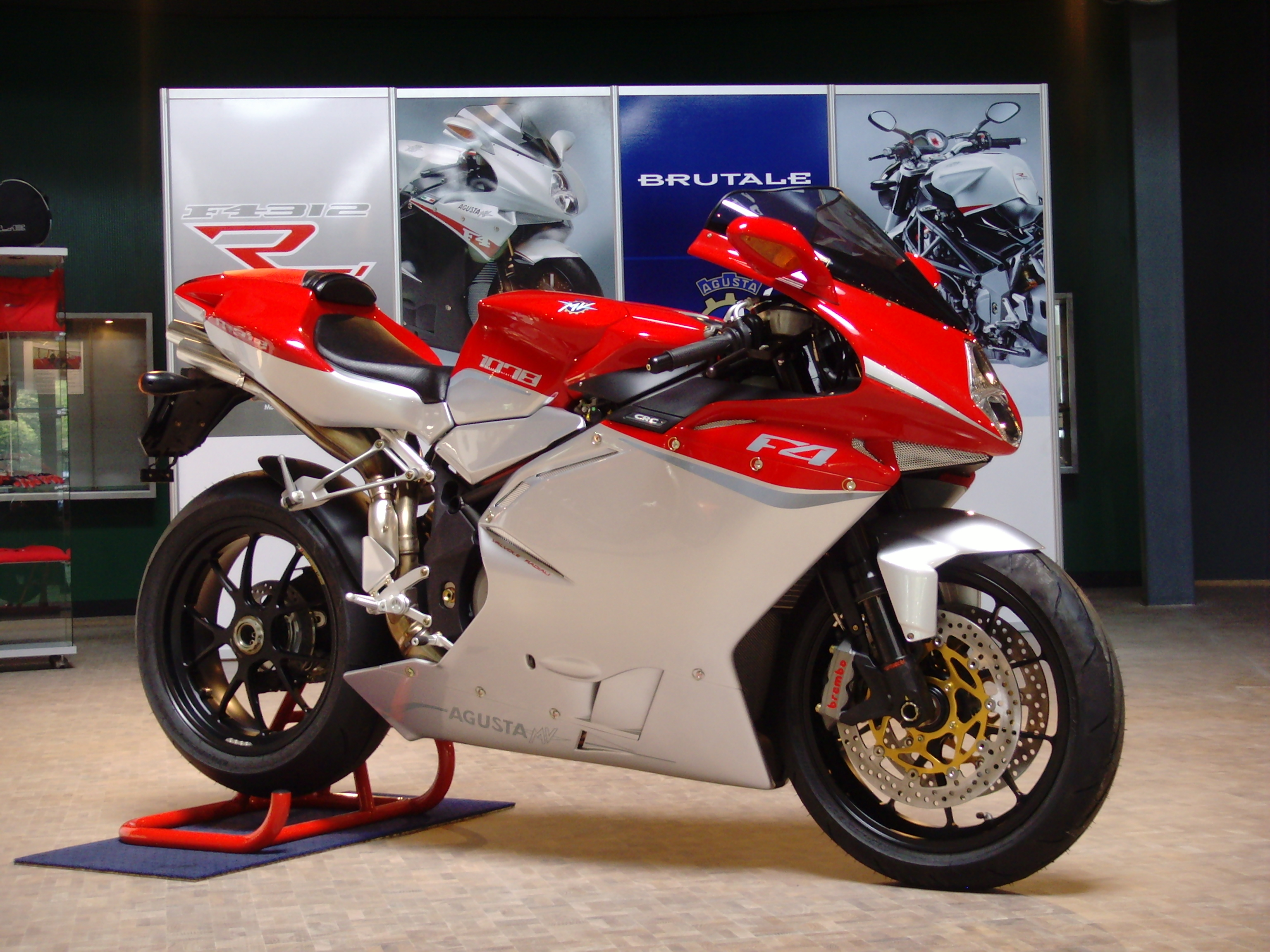 MV Agusta F4 S 1+1 2002 images #113785