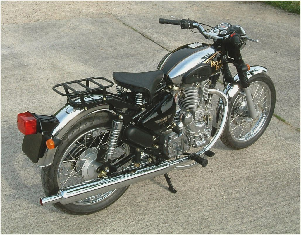 Royal Enfield Bullet 500 Deluxe AVL 2010 images #124045