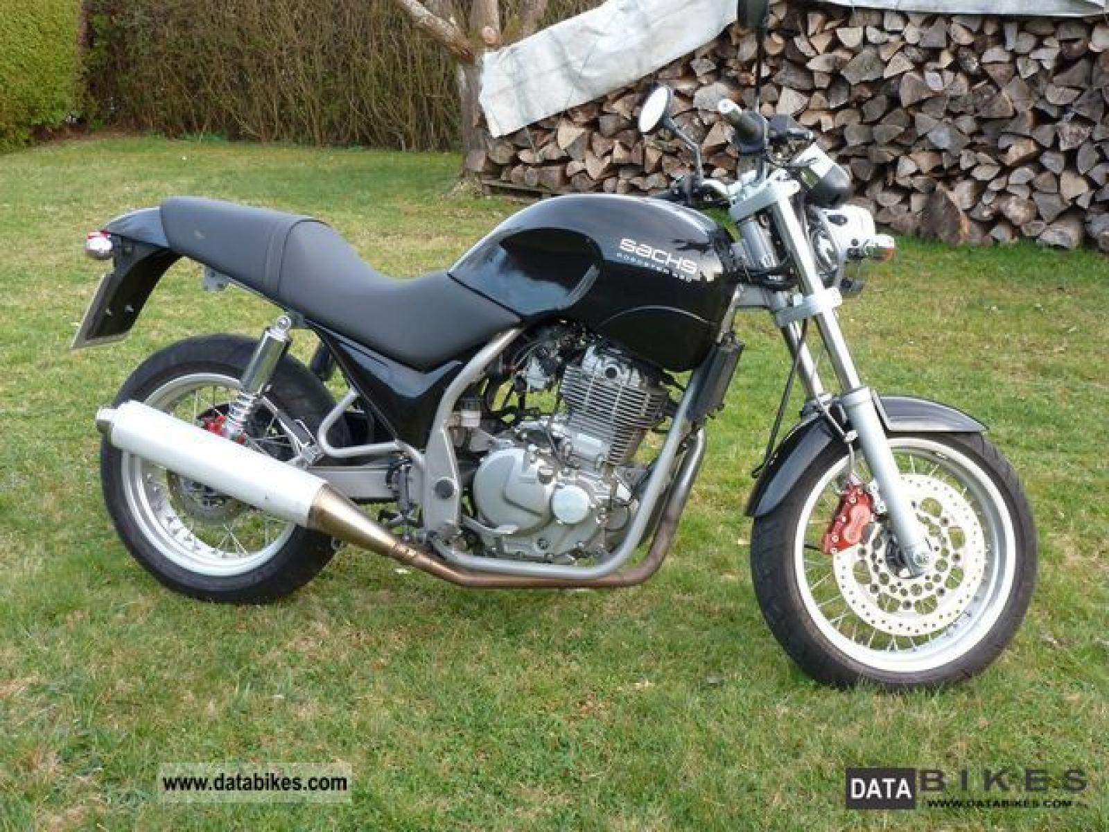 Sachs Big Roadster V 3.8 2000 images #127882