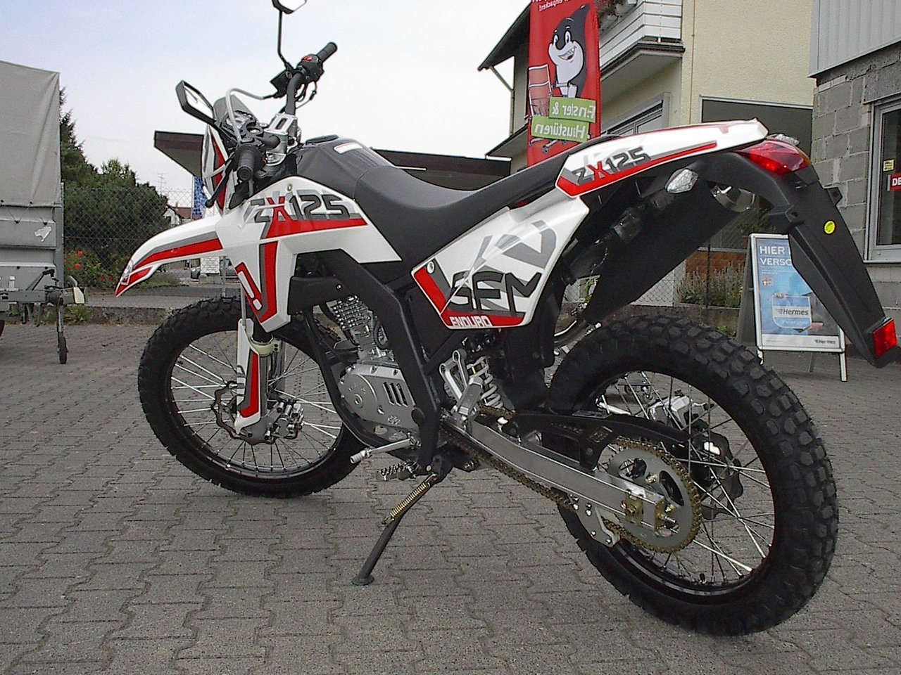 Sachs ZZ 125 2000 images #145443