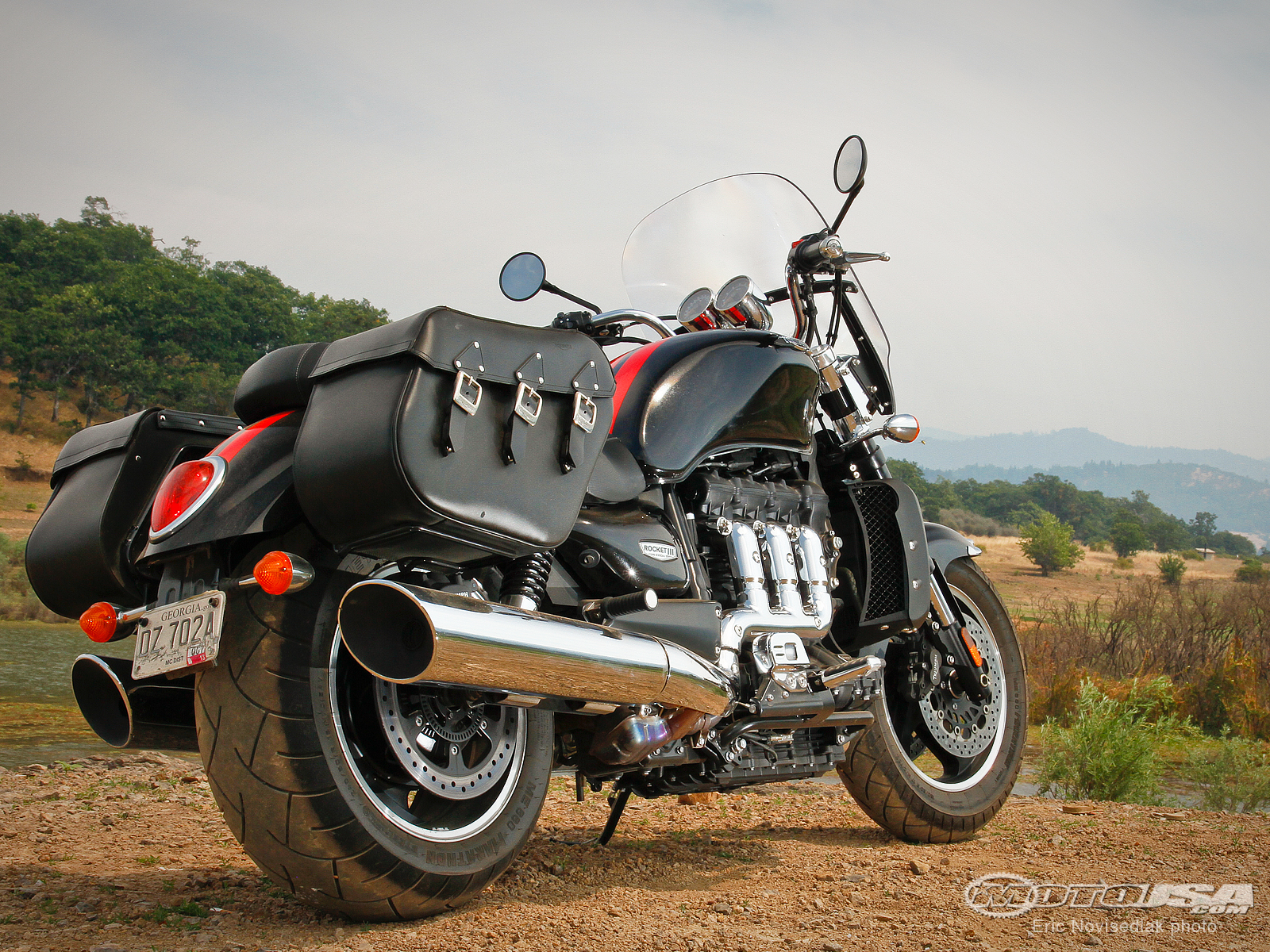 Triumph Rocket III Touring 2013 images #126730