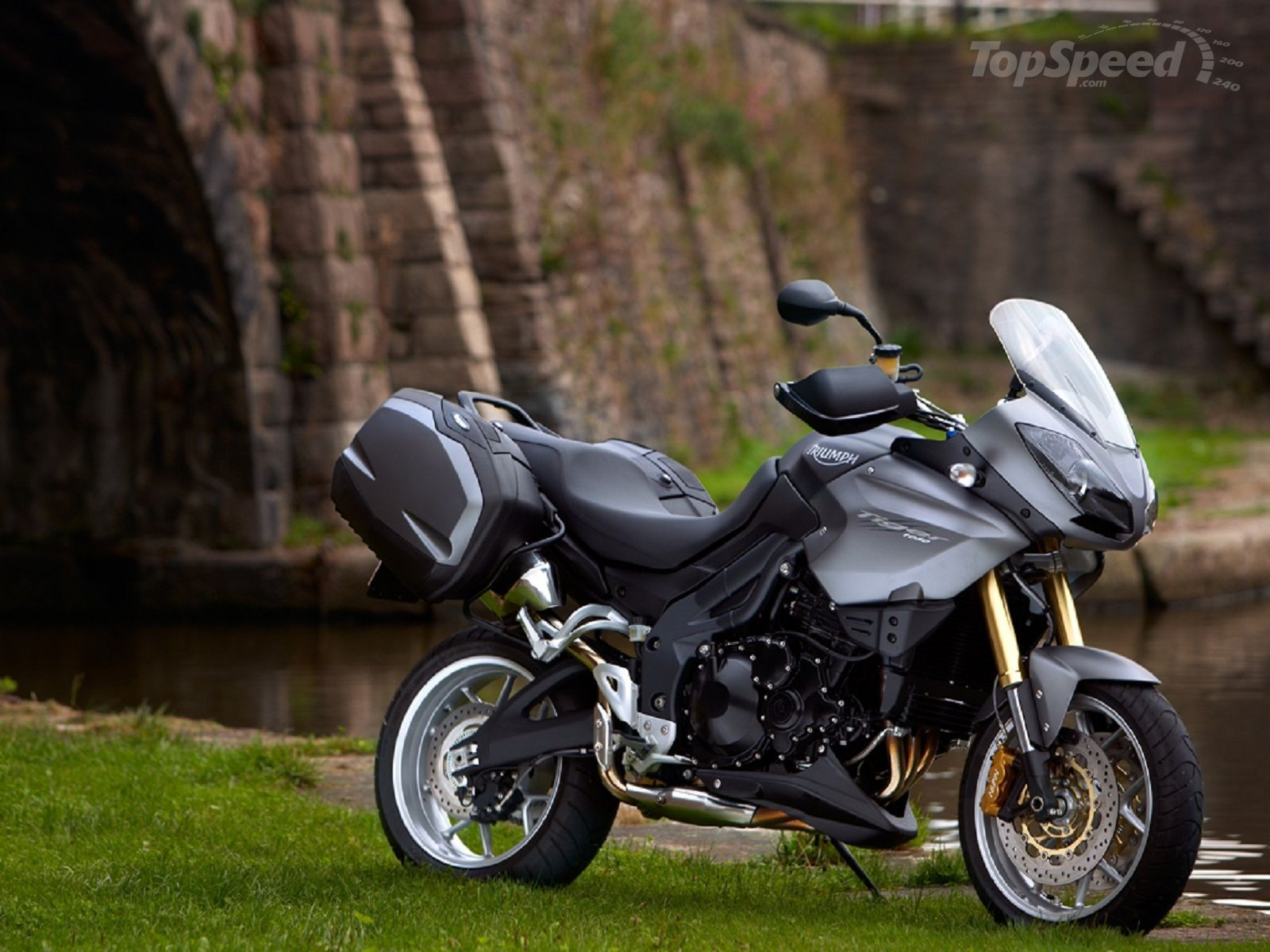 Triumph Tiger 1050 2012 wallpapers #162392