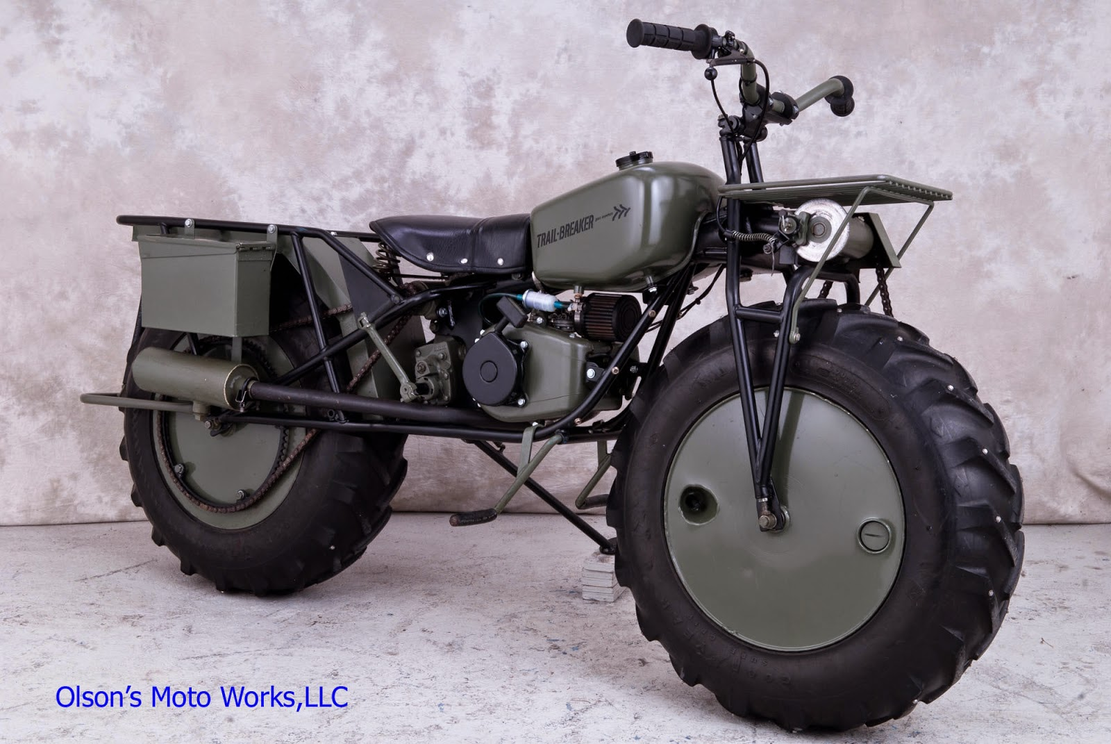 Ural M-63 with sidecar 1972 images #127112