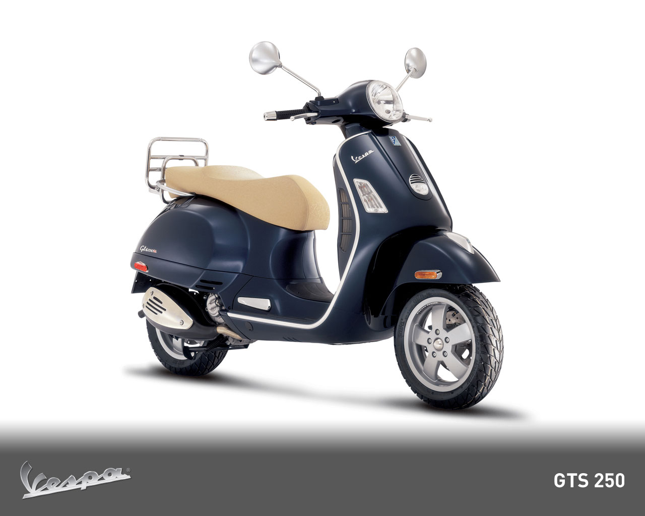 Vespa GTS 250 2008 wallpapers #132254