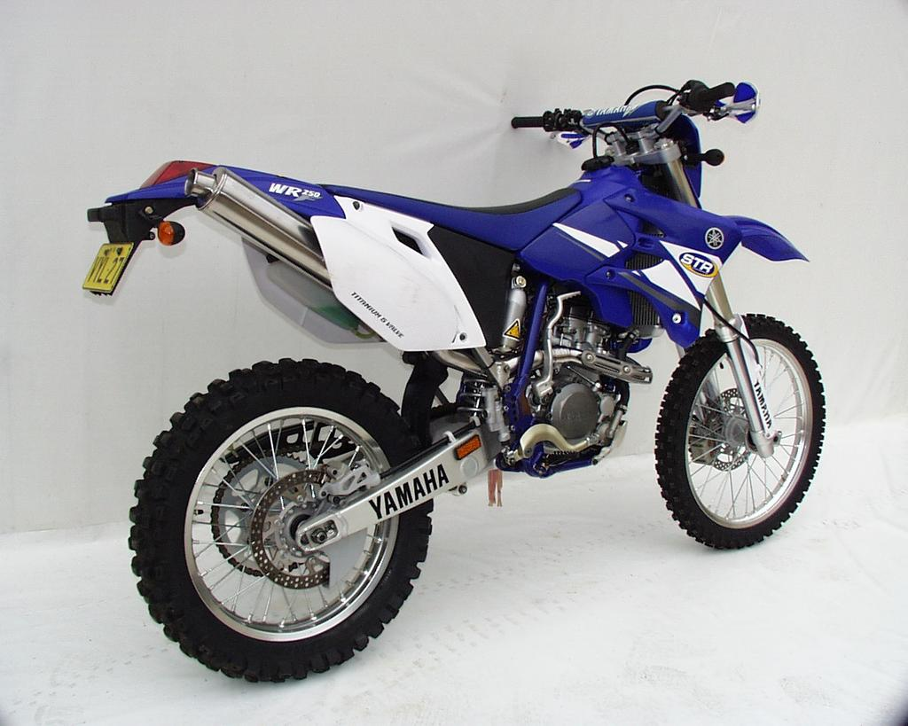 yamaha wr 250 f pics specs and list of seriess by year. Black Bedroom Furniture Sets. Home Design Ideas