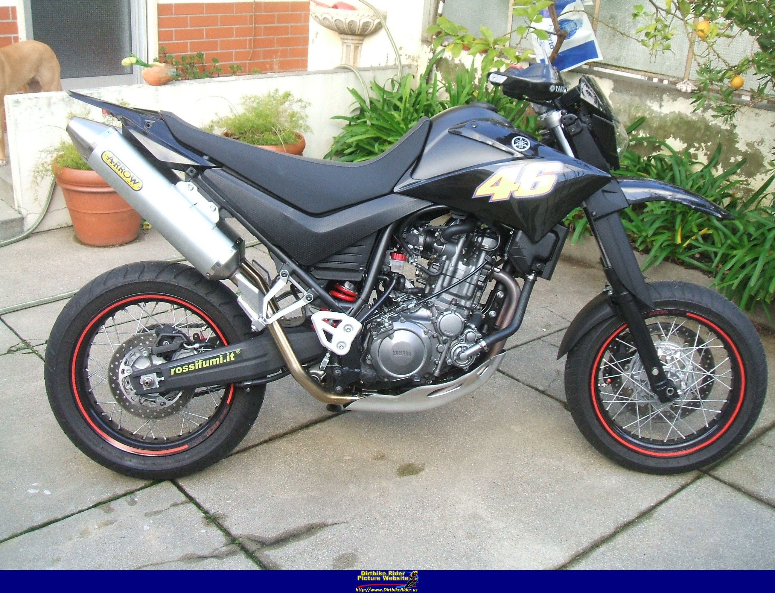 2008 yamaha xt 660 x pics specs and information. Black Bedroom Furniture Sets. Home Design Ideas